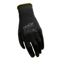 Working Gloves Cyclon Flex nyl/pu M.10 – Yellow