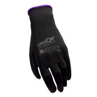 Working Gloves Cyclon Flex nyl/pu M.7 – Purple