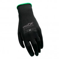 Working Gloves Cyclon Flex nyl/pu M.9 – Green