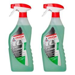 2x Cyclon Bike Cleaner Triggerspray - 750ml