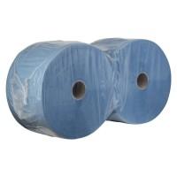 Cyclon Papierrol A-Tork Blauw 3 laags (2 rollen)