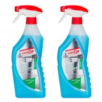 2x Cyclon Bionet Chain Cleaner Triggerspray - 750ml