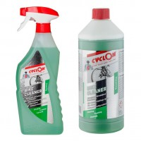 Cyclon Bike Cleaner Triggerspray - 750ml + Cyclon Bike Cleaner - 1ltr
