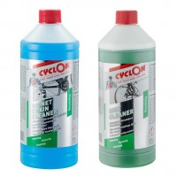 Cyclon Bionet Chain Cleaner - 1ltr + Cyclon Bike Cleaner - 1ltr
