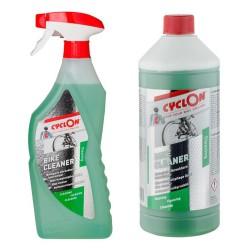 Cyclon Bike Cleaner Triggerspray - 750ml + Cyclon Bike Cleaner - 1ltr