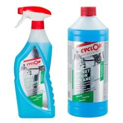 Cyclon Bionet Chain Cleaner Triggerspray - 750ml + Cyclon Bionet Chain Cleaner - 1ltr