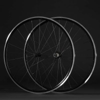 LEEZE ALU AC 25mm ROAD rim brake 1300 gr.