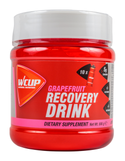 Wcup Recovery Drink - 500g