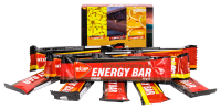 Wcup Energy Bar Mix - 10 x 35g